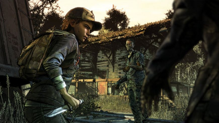 The Walking Dead The Telltale Games Series Di