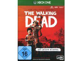 The Walking Dead The Final Season