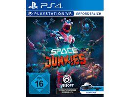 Space Junkies PlayStation VR