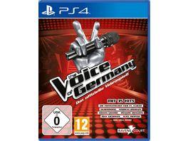 The Voice of Germany Das offizielle Videospiel