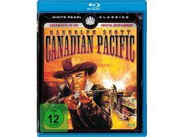 Canadian Pacific Kinofassung HD neu abgetastet