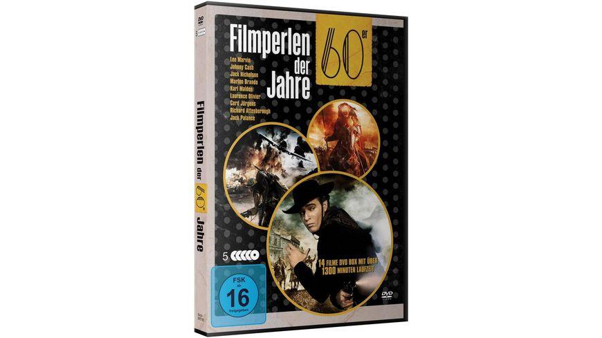 Filmperlen der 60er Jahre Deluxe Box 5 DVDs