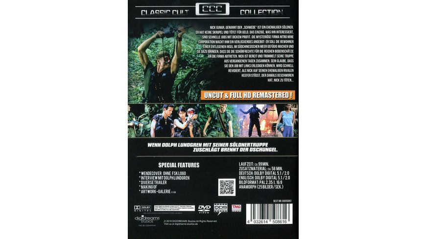 Men of War Classic Cult Collection Uncut und HD Remastered