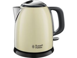 Russell Hobbs Colours Plus Classic Cream Mini Wasserkocher 24994 70