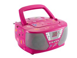 Tragbares CD Radio CD60 Kids pink