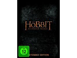 Der Hobbit Trilogie Extended Edition 15 DVDs