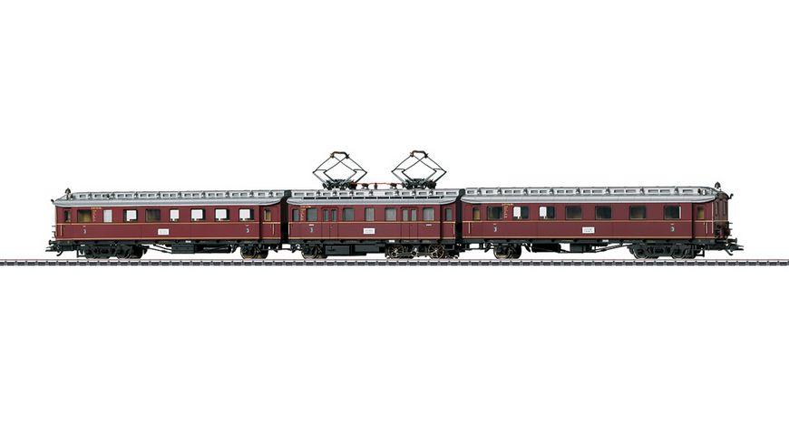 Maerklin 37487 Elektrischer Triebzug ET 87