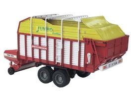 BRUDER Pottinger Jumbo 6600 Profiline 02214