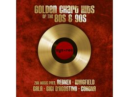 Golden Chart Hits Of The 80s 90s