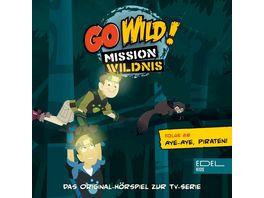 Go Wild Aye Aye Piraten 28 Hoerspiel