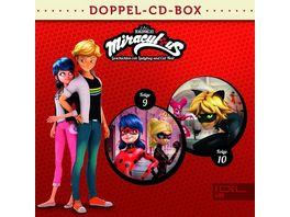 Miraculous Doppel Box Folgen 9 10