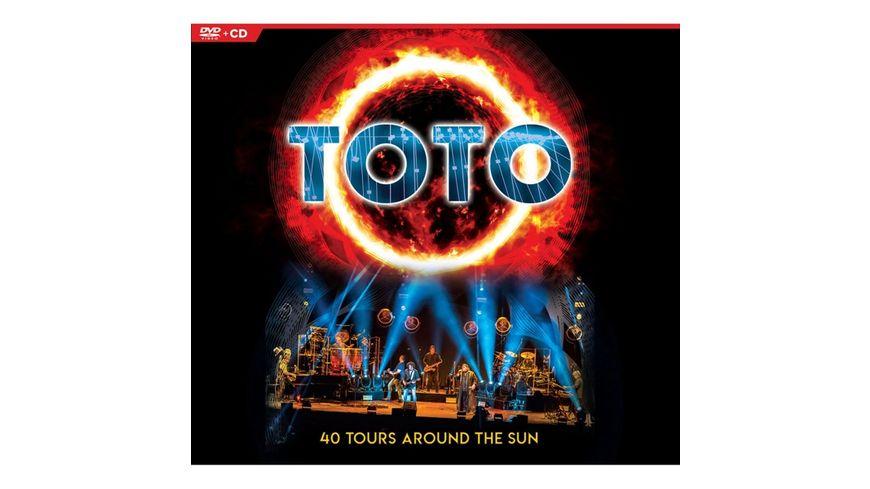 40 Tours Around The Sun 2CD DVD