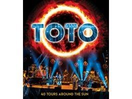 40 Tours Around The Sun Blu Ray
