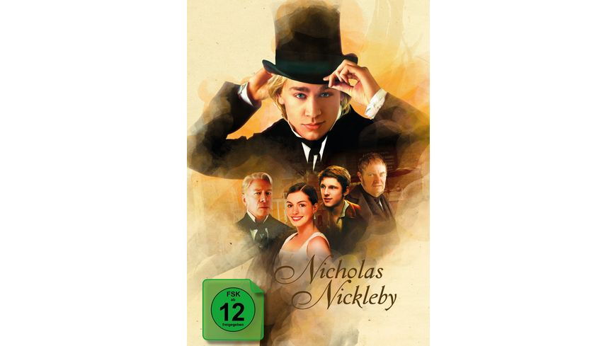 Nicholas Nickleby Limited Edition Mediabook DVD