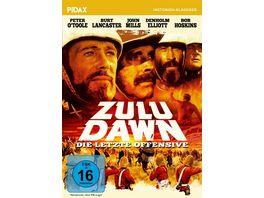 Zulu Dawn Die letzte Offensive Packender Abenteuerfilm mit absoluter Starbesetzung Pidax Historien Klassiker