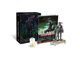 Goblin Slayer Vol 1 Limited Mediabook inkl Sammelschuber Booklet Miniaufsteller Dog Tag