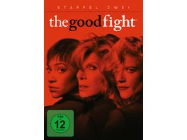 The Good Fight Staffel 2 4 DVDs