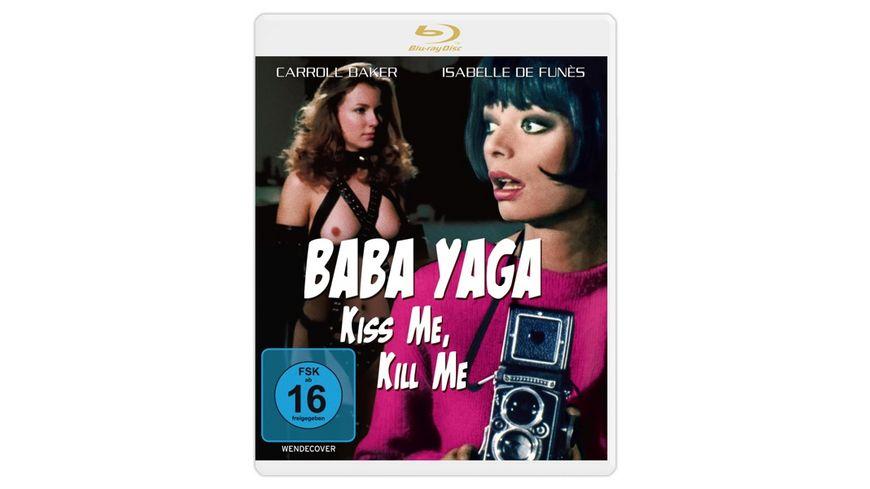 Baba Yaga Kiss Me Kill Me uncut Foltergarten der Sinnlichkeit 2