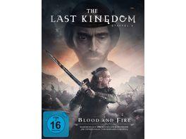 The Last Kingdom Staffel 3 5 DVDs