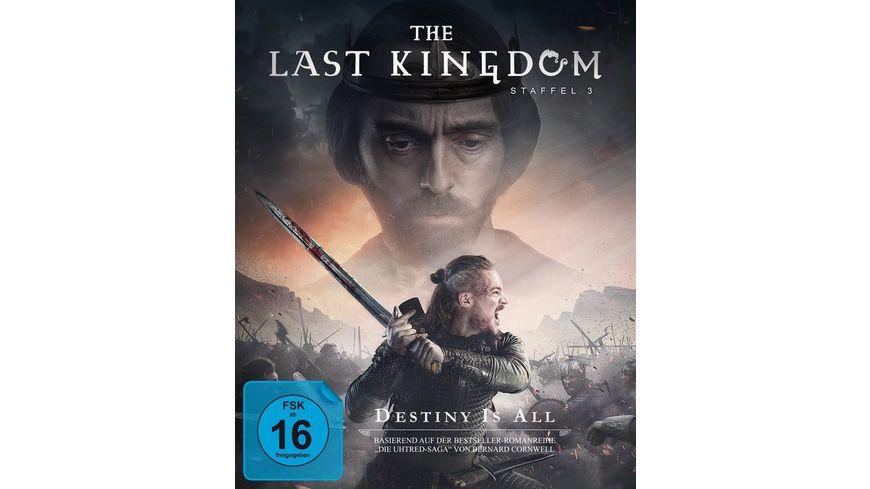 The Last Kingdom - Staffel 3  [4 BRs]