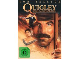 Quigley der Australier 2 Disc Limited Collector s Edition im Mediabook DVD