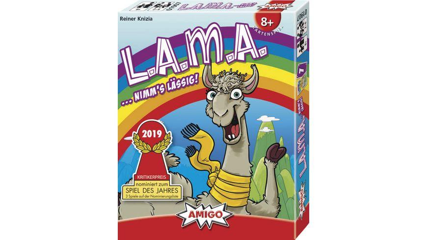 Amigo Spiele LAMA