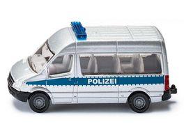 SIKU 0804 Super Polizeibus