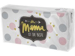 H PPYlife Taschentuecher Mama ist die Beste