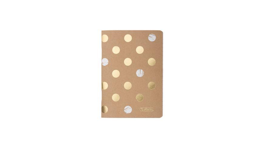 herlitz Notizheft A6 16 Blatt Pure Glam liniert