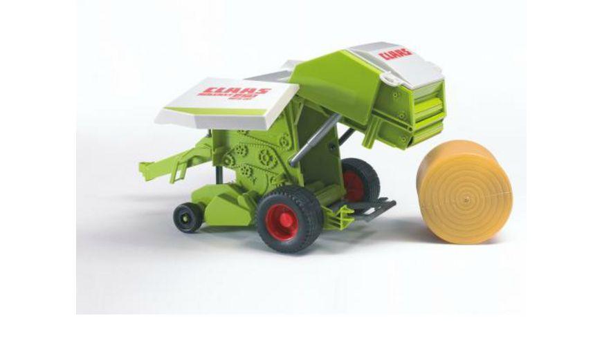 BRUDER Claas Rollant 250 Rundballenpresse 02121