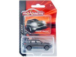 Majorette Premium Cars Porsche Cayenne