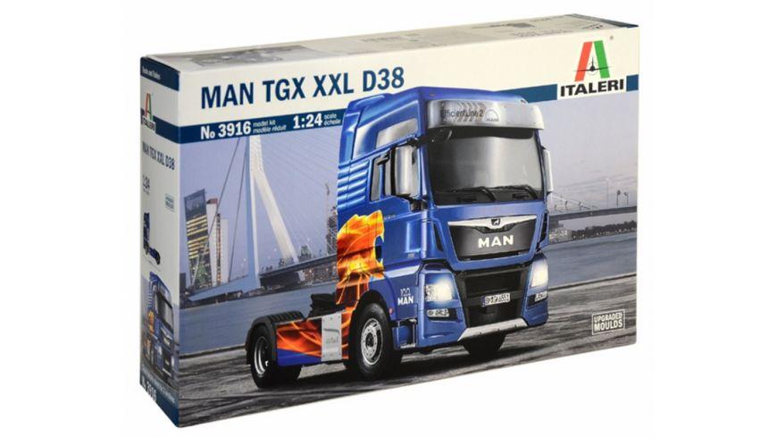 Italeri 510003916 1 24 MAN TGX XXL D38 E6 Edition