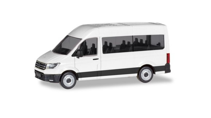 Herpa 013598 Herpa MiniKit VW Crafter Bus Hochdach weiss
