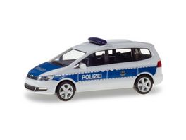 Herpa 094283 VW Sharan Bundespolizei