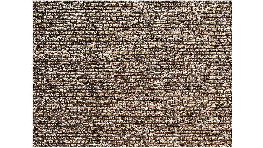 Faller 222565 N 222565 Mauerplatte Granit
