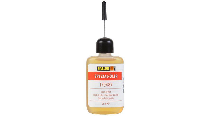 Faller 170489 Spezial Oeler 25 ml