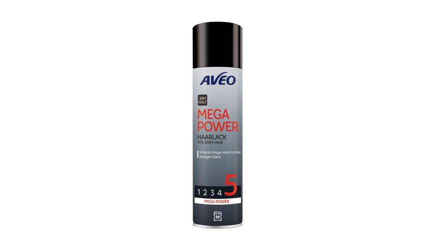 AVEO Haarlack Mega Power