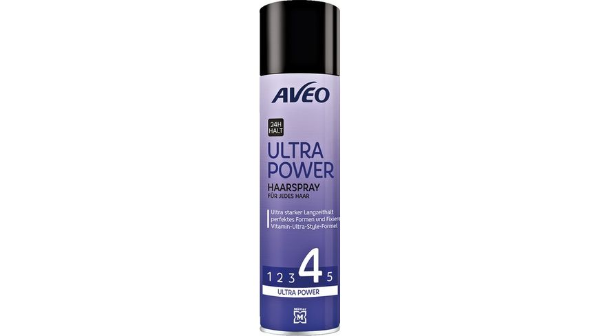 AVEO Professional Haarspray Ultra Power