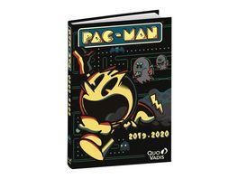 Schuelerkalender Pac Man 12 x 17cm 2019 2020 Motive sortiert