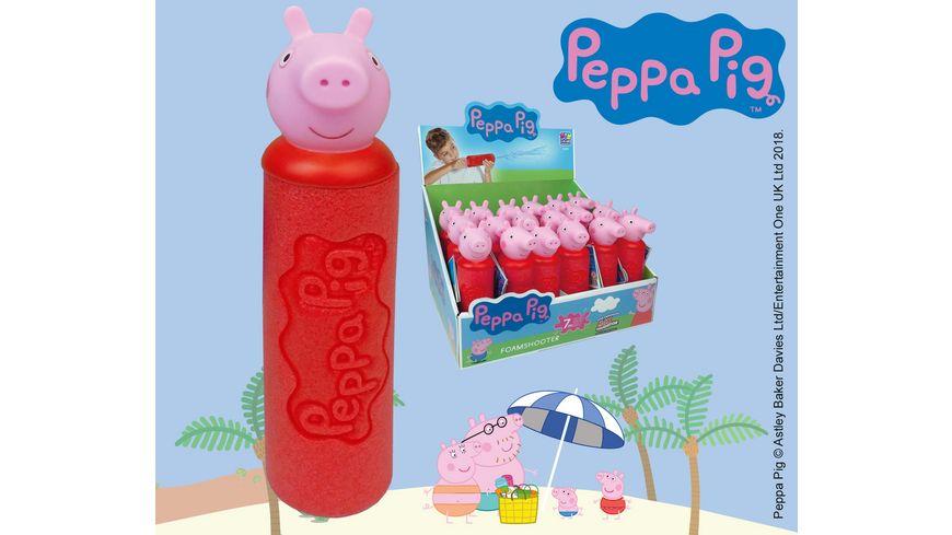 Happy People Peppa Pig Foam Shooter
