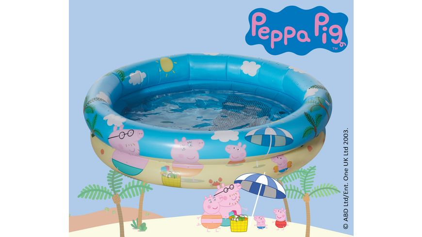 Happy People Peppa Pig Babypool