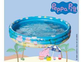 Happy People Peppa Pig 3 Ring Pool