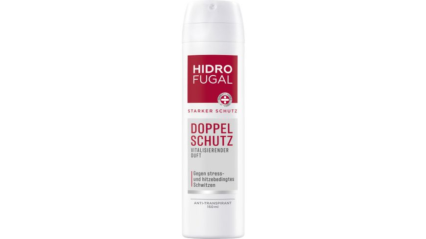 HIDROFUGAL Doppelschutz Spray