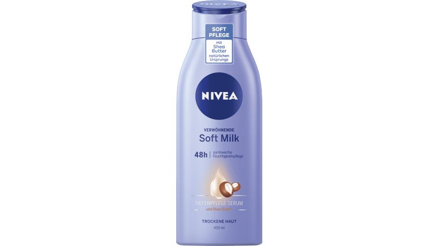 NIVEA Body Soft Milk