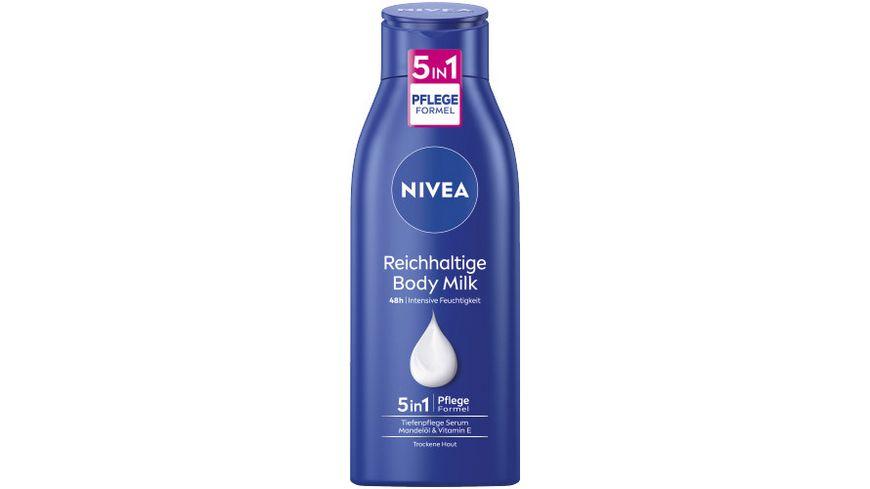 NIVEA Body Reichhaltige Milk
