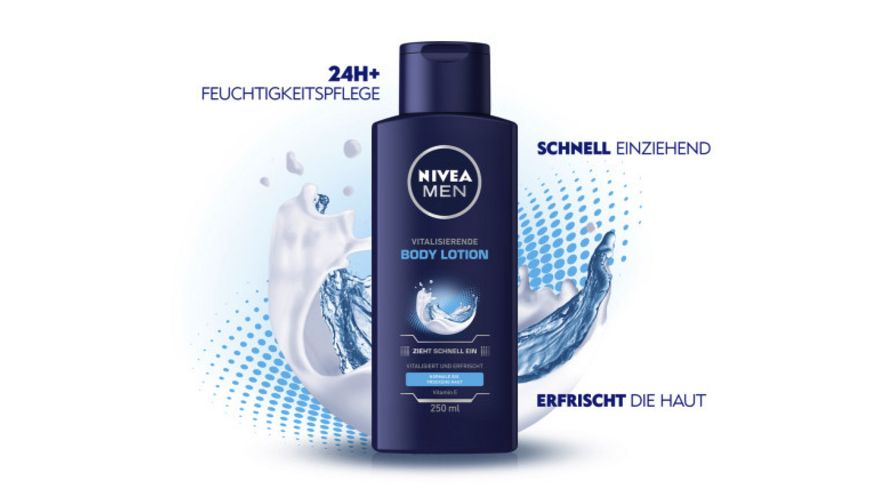 NIVEA MEN Body Lotion
