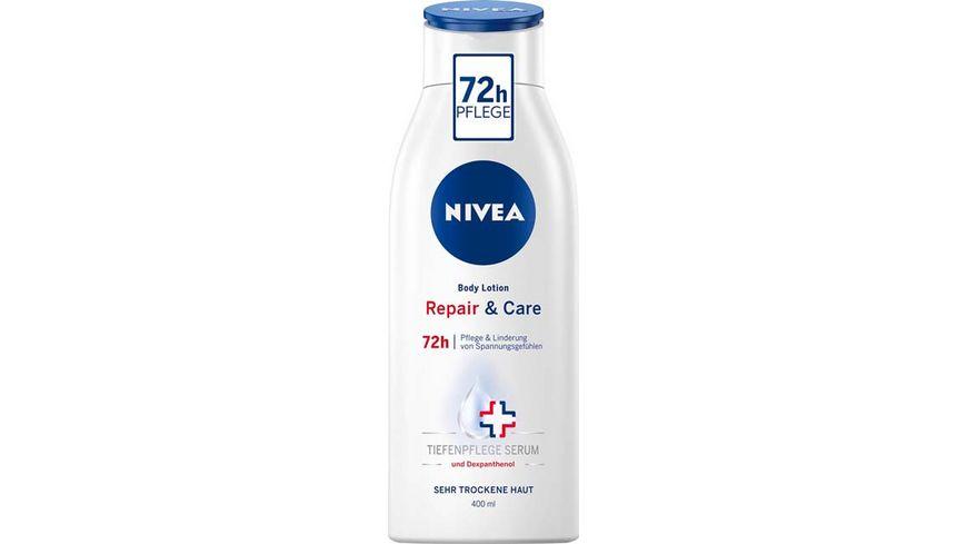NIVEA Body Repair Care