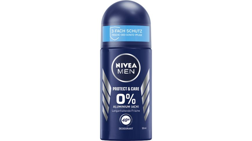 NIVEA MEN Deo Roll On Protect Care