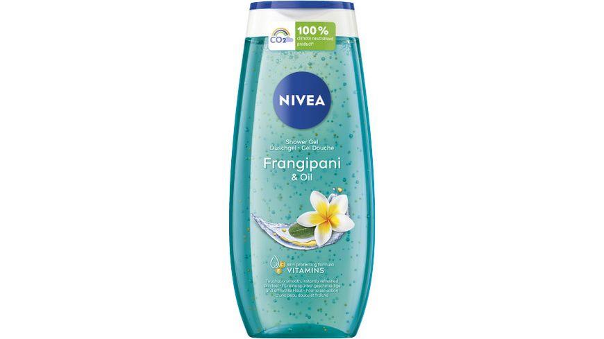 NIVEA Pflegedusche Frangipani & Oil