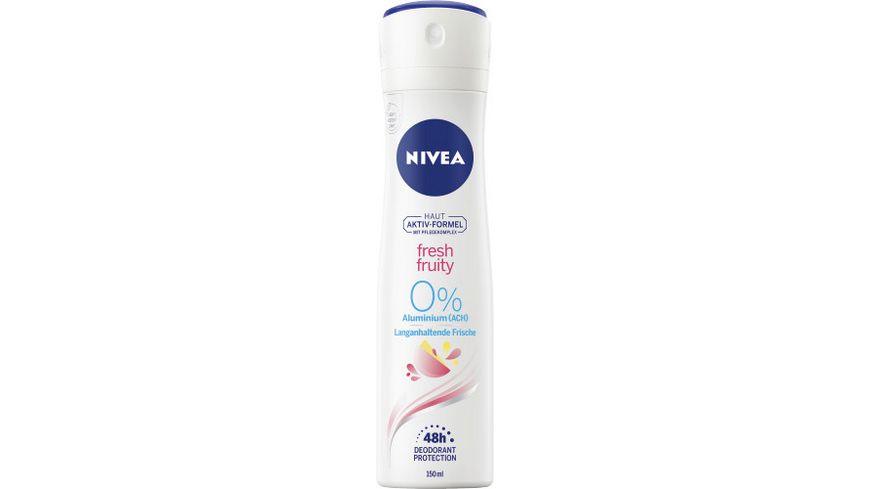 NIVEA Deo Spray Fresh Fruity